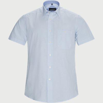 Regular | Kurzärmlige Hemden | Blau